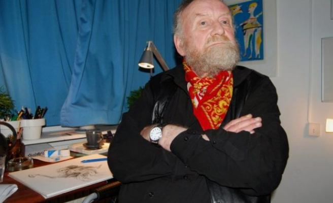 İslam karşıtı Danimarkalı karikatürist Kurt Westergaard öldü