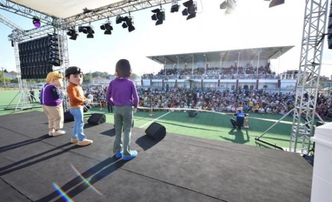 """Konya'nın Kulu ilçesinde """"Yurtdışı Vatandaşlar Festivali"""" düzenlendi"""