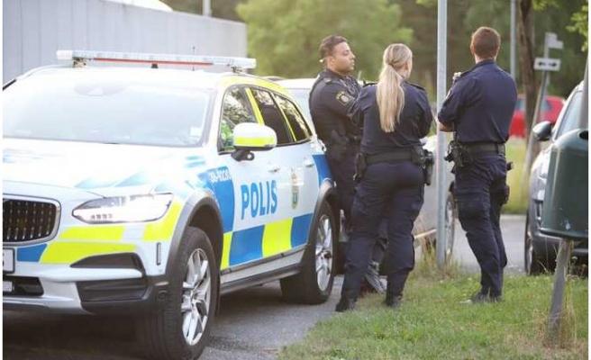 Södertälje'de bir kadın ölü bulundu