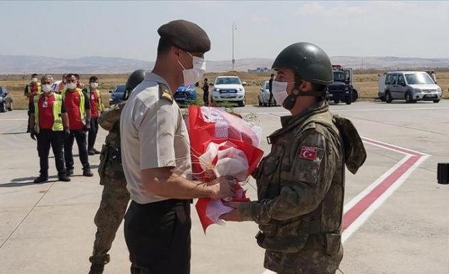 Afganistan'da görev yapan Türk askerlerinin tamamı tahliye edildi