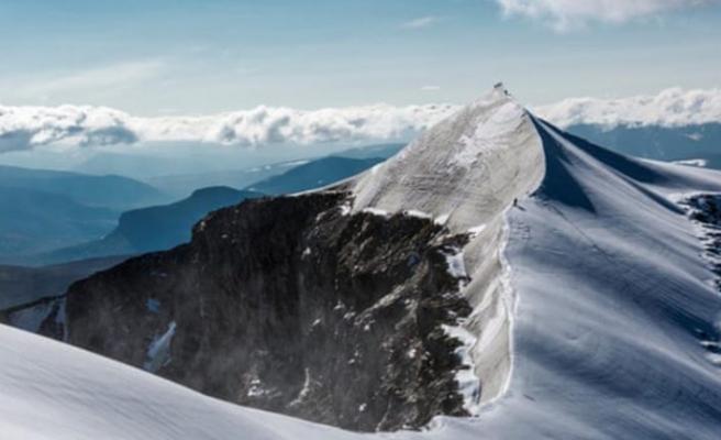 Araştırma: İsveç dağlarındaki buzullar iki metre daha kısaldı