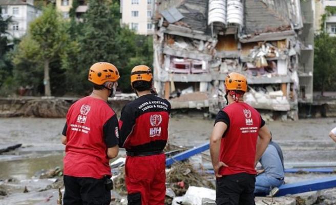 Batı Karadeniz'de sel felaketi: Can kaybı 58'e yükseldi