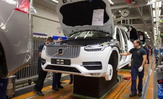 Çip krizi Volvo'ya yine fabrika kapattırdı