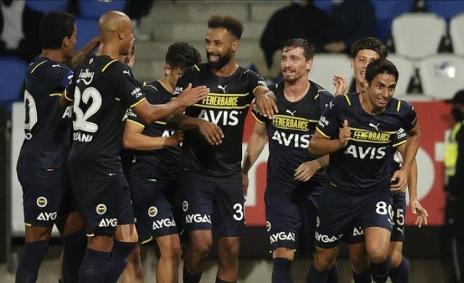 Fenerbahçe'nin gruplara kalması Finlandiya basınında