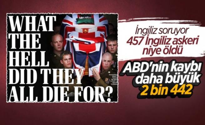 İngiliz basınından 457 asker sorusu