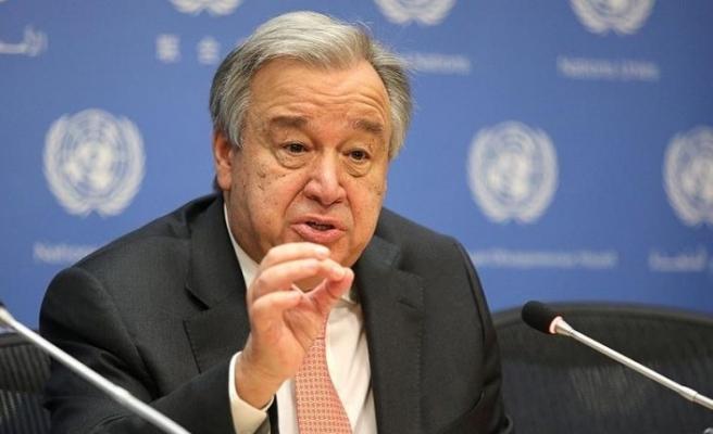 BM Genel Sekreteri Guterres'ten 'yeni bir döneme giren Afganistan'da insani felaket kapıda' uyarısı