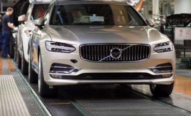 Çip krizi Volvo'nun satışlarını düşürdü