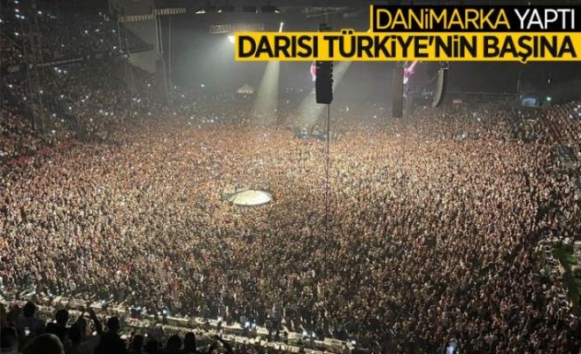 Danimarka'da tüm koronavirüs yasakları kalktı, 50 bin kişilik konser düzenlendi!