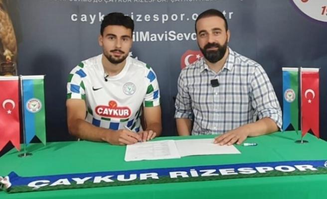 İsveç'teki gurbetçi futbolcu son anda Rizespor ile anlaştı