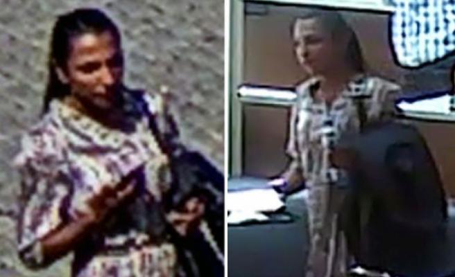 Malmö'de polis her yerde bu hırsızı şüphelisini arıyor