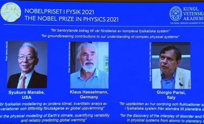 Nobel Fizik Ödülü sahiplerini buldu!