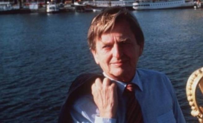 ''30 yıllık Palme cinayetinin silahı polise teslim edildi''