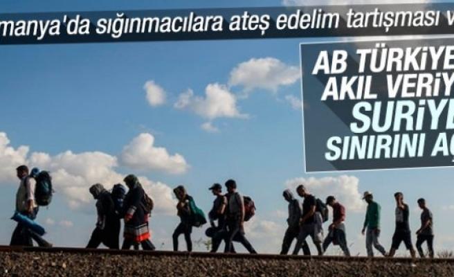 AB'den Türkiye'ye: Sınırda bekleyen mültecileri alın