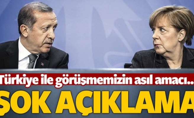 """""""AB üyesi Türkiye hedefi yok"""""""