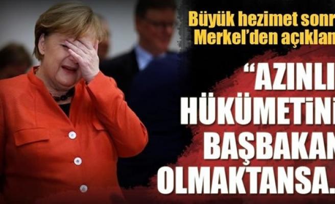 Almanya'da hükümet krizi!