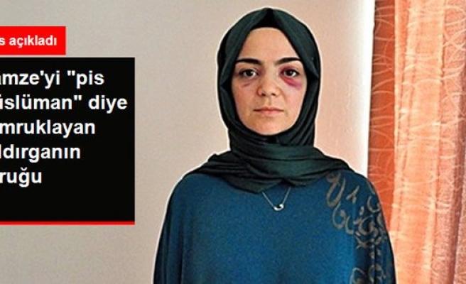 Almanya'da Türk kadını yumruklayan saldırgan bakın nereli çıktı