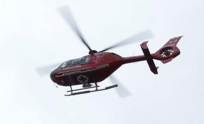 Ambulans helikopteri çağıran iki İsveçliye para cezası