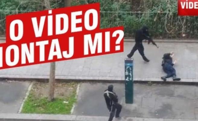 Amerikalı komplo teoristleri, polisin vurulma videosuna ''düzmece'' dedi