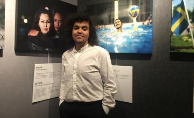 Ankara'da 'İsveç Göç Portreleri' sergisi