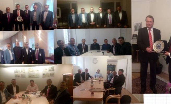 Ankara Kulu Kültür Derneği'nden İsveç çıkarması