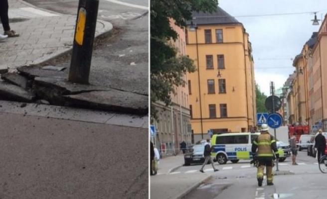 Avrupa diken üstünde! İsveç'te saldırı