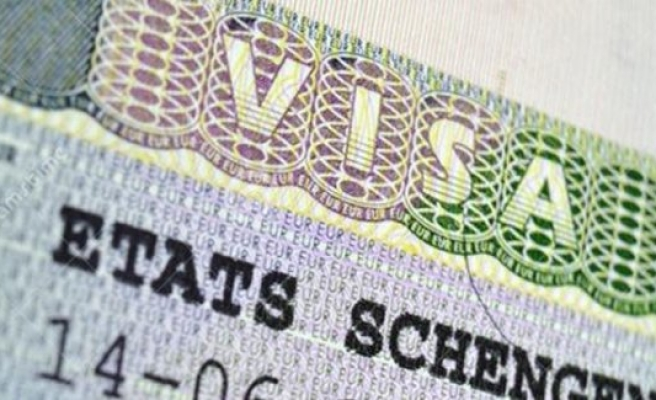 Avusturya'dan Yunanistan'a Schengen Engeli