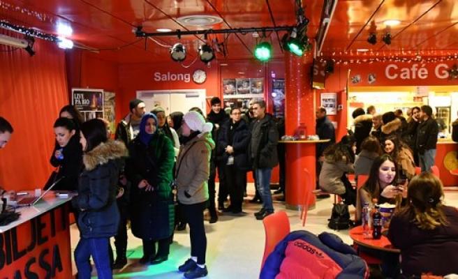 Ayla' filmi İsveç ve Norveç'teki sinemaseverlerle buluştu