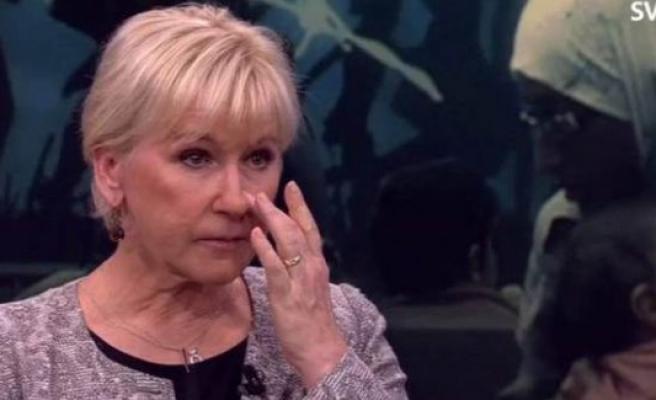 Aylan, İsveçli bakanı ağlattı