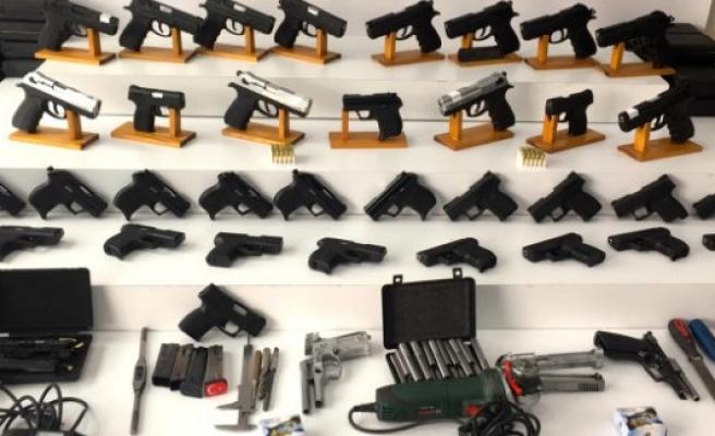 Balkan savaşından kalma silahlar en çok İsveç'te satılıyor