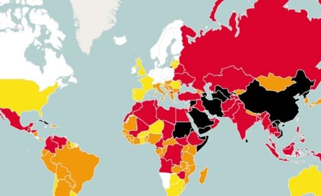 Basın özgürlüğünde hangi ülke kaçıncı sırada?