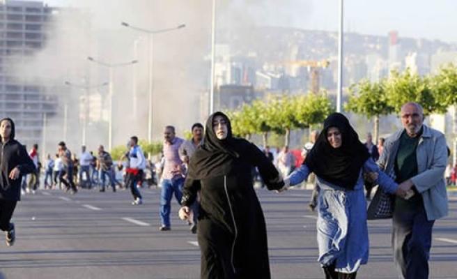 Beştepe yakınına bomba! 5 kişi hayatını kaybetti