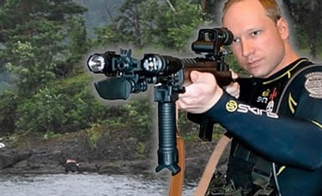 Breivik 'ölüm orucu'na başlayacakmış