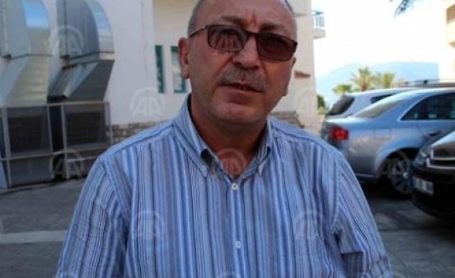 Cebrail Göker, Darbecilerin Cumhurbaşkanın kaldığı otele saldırısını anlattı