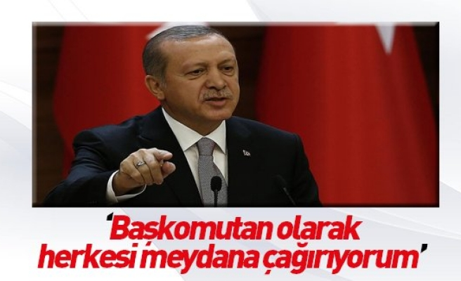 Cumhurbaşkanı Erdoğan'dan flaş açıklama!