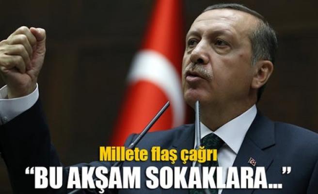 Cumhurbaşkanlığı'ndan halka flaş çağrı!