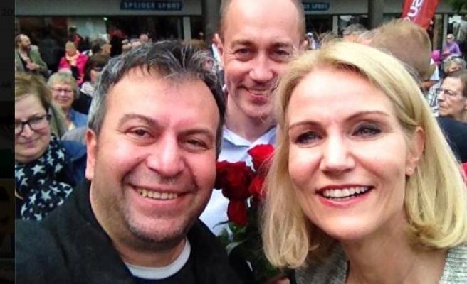 Danimarka Başbakanı Schmidt, KULU'lulardan oy istedi