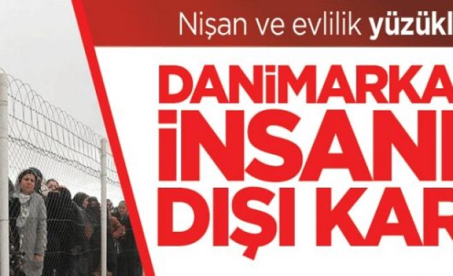 Danimarka'dan insanlık dışı karar!