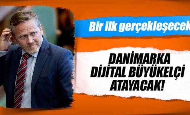 Danimarka Dijital Büyükelçi atıyor