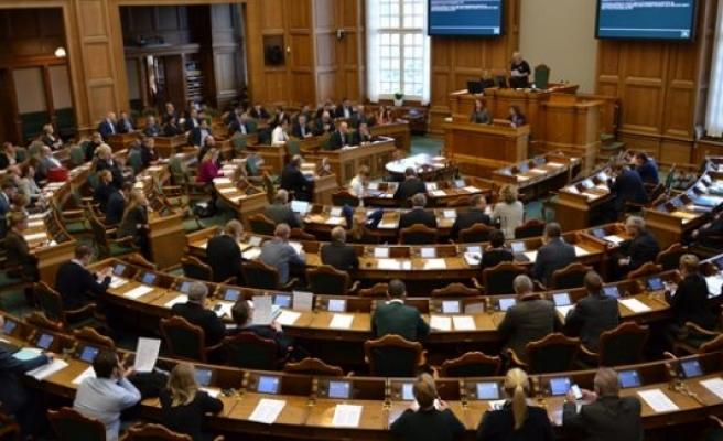 Danimarka soykırım iddialarını gündeminden çıkarttı