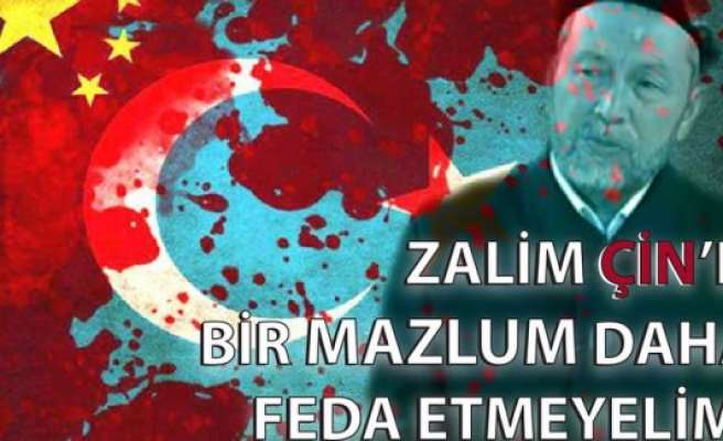 Doğu Türkistan'lı Kanaat Önderlerinden Abdulkadir Yapçan Serbest Bırakılsın!