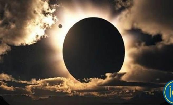 Dünya Güneş tutulmasını büyük ilgiyle izliyor!