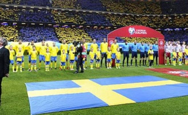 Dünya Kupası'nda İsveç'in rakipleri belli oldu