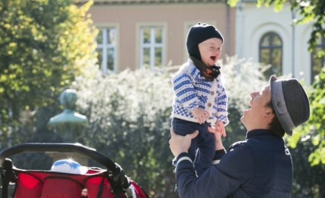 Dünyada Çocuklu Aileler Daha Mutlu Olduğu Ülke İsveç