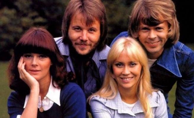 Efsane grup ABBA geri dönüyor