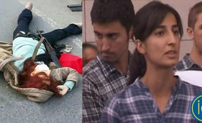 Emniyete saldıran kadın teröristin kimliği belli oldu