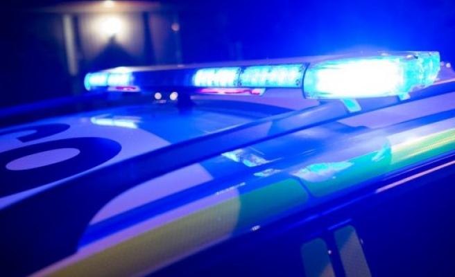 Enköping kentinde bir kadın ölü bulundu