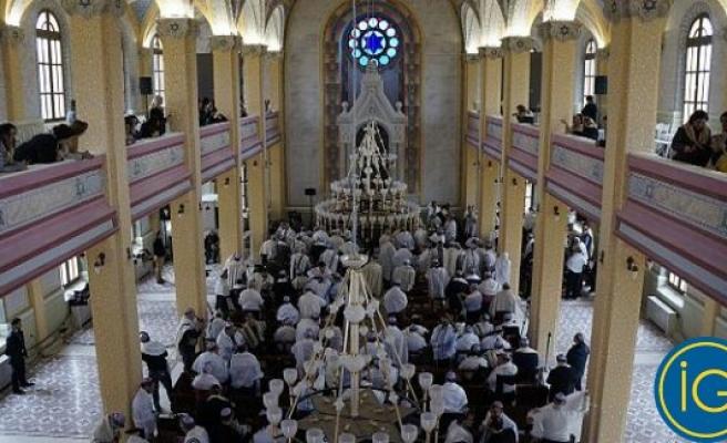 Erdirne'de açılan sinagog, İsveç'te ses getirdi