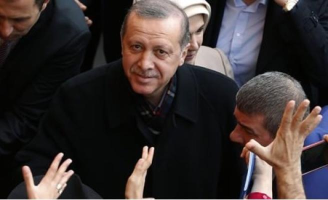Erdoğan'dan seçimler sonrası ilk açıklama