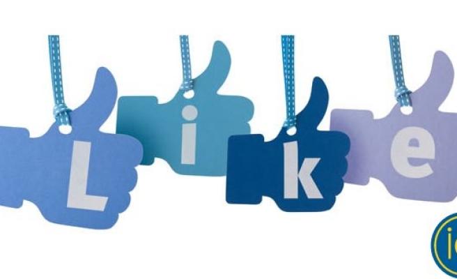 Facebook beğeni anlayışı değişiyor!