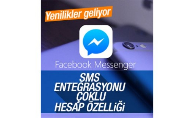 Facebook Messenger'a iki yeni özellik geliyor